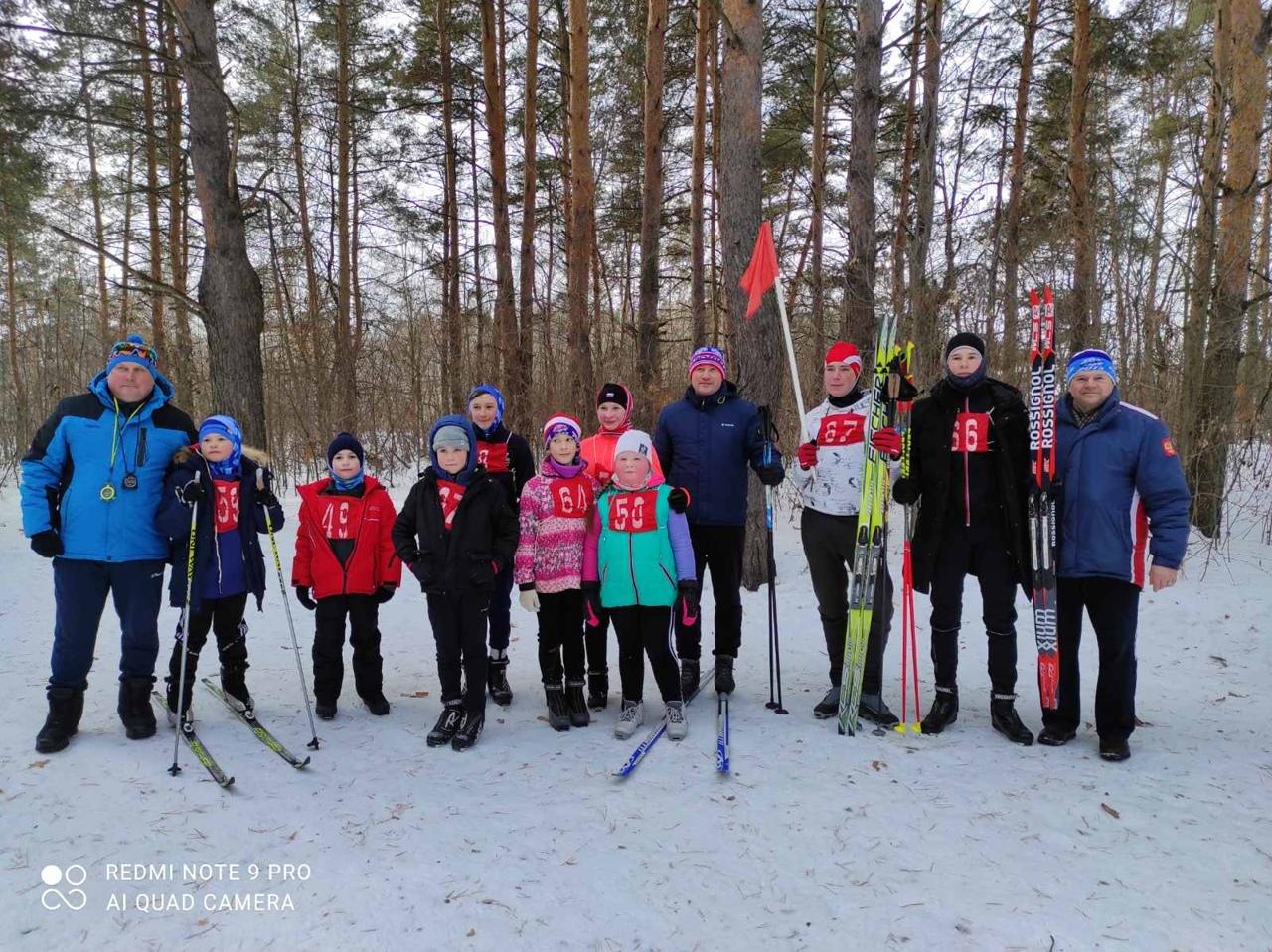 Для воспитанников спортшколы Петровска провели командную эстафету