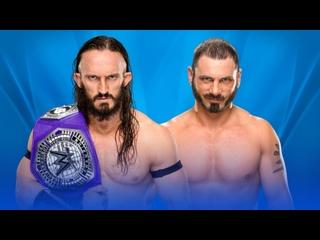 Neville vs Austin Aries