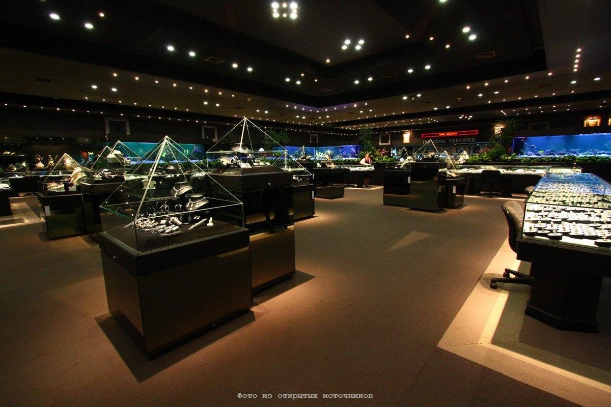 Ювелирная фабрика Gems Gallery в Паттайе фото 6