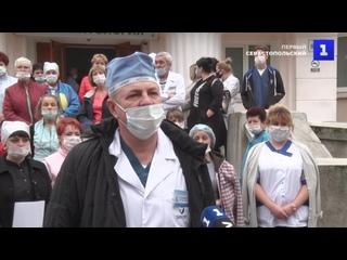 Медики просят не отдавать травматологию под COVID-госпиталь