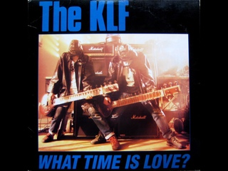 The KLF - What Time Is Love (Live at Trancentral) 1991