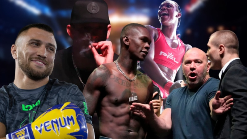 UFC 263 Перепалка Адесанья и Веттори слова Нейта Диаза Дебют Клариссы Шилдс в ММА FightSpace