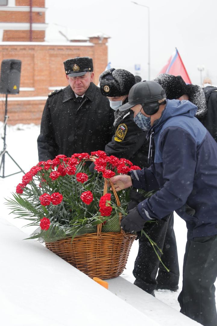 День морской пехоты отметили в Нижнем Новгороде, изображение №9