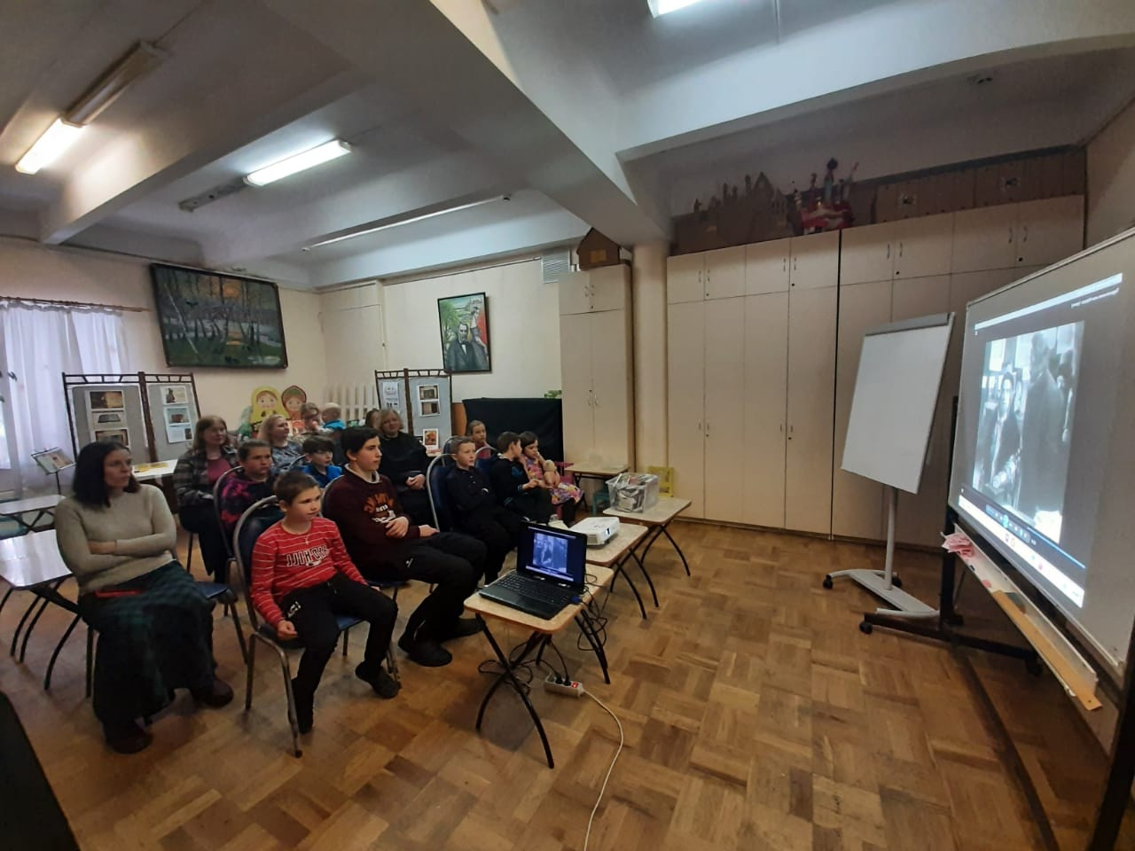 день православной книги - кинопросмотр