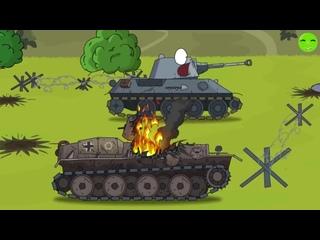 [Банотор] Атака Карл-44 или Я ЗДЕСЬ АПОКАЛИПСИС - Gerand Мультики про танки