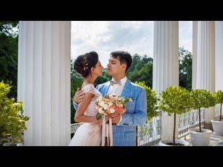 Свадебный клип для Михаила и Ирины