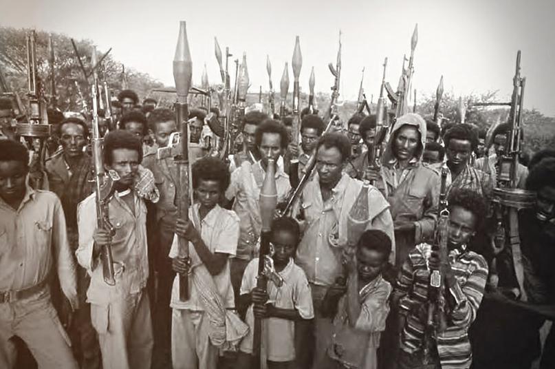 """""""Горячий"""" континент: война между Сомали и Эфиопией (Ч2)"""