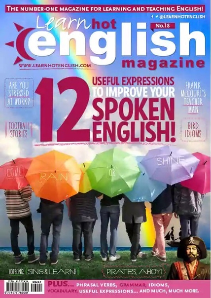 Learn Hot English - Issue 222 - November 2020