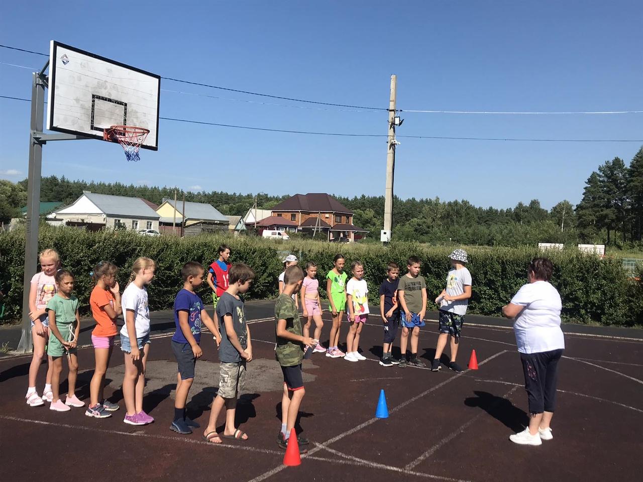 Воспитанники спортшколы Петровска поучаствовали в «Весёлых стартах»
