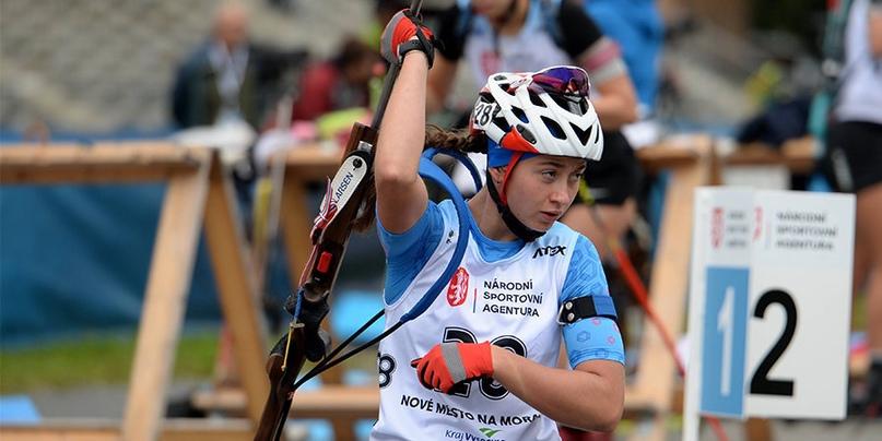 🇷🇺 Анастасия Шевченко, выиграв юниорский спринт, завоевала вторую золотую медаль...