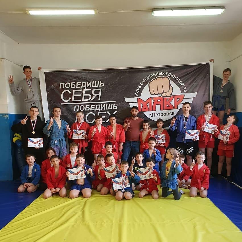 Петровские спортсмены стали победителями и призёрами регионального первенства по спортивному единоборству