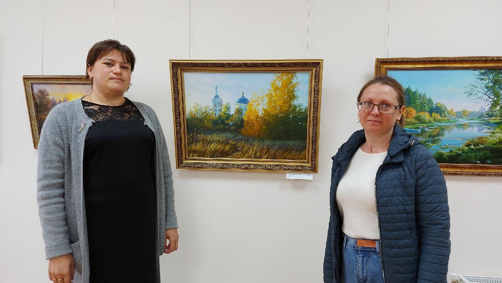 Порецкая картинная галерея присоединилась к Всероссийской акции «Культурная суббота».