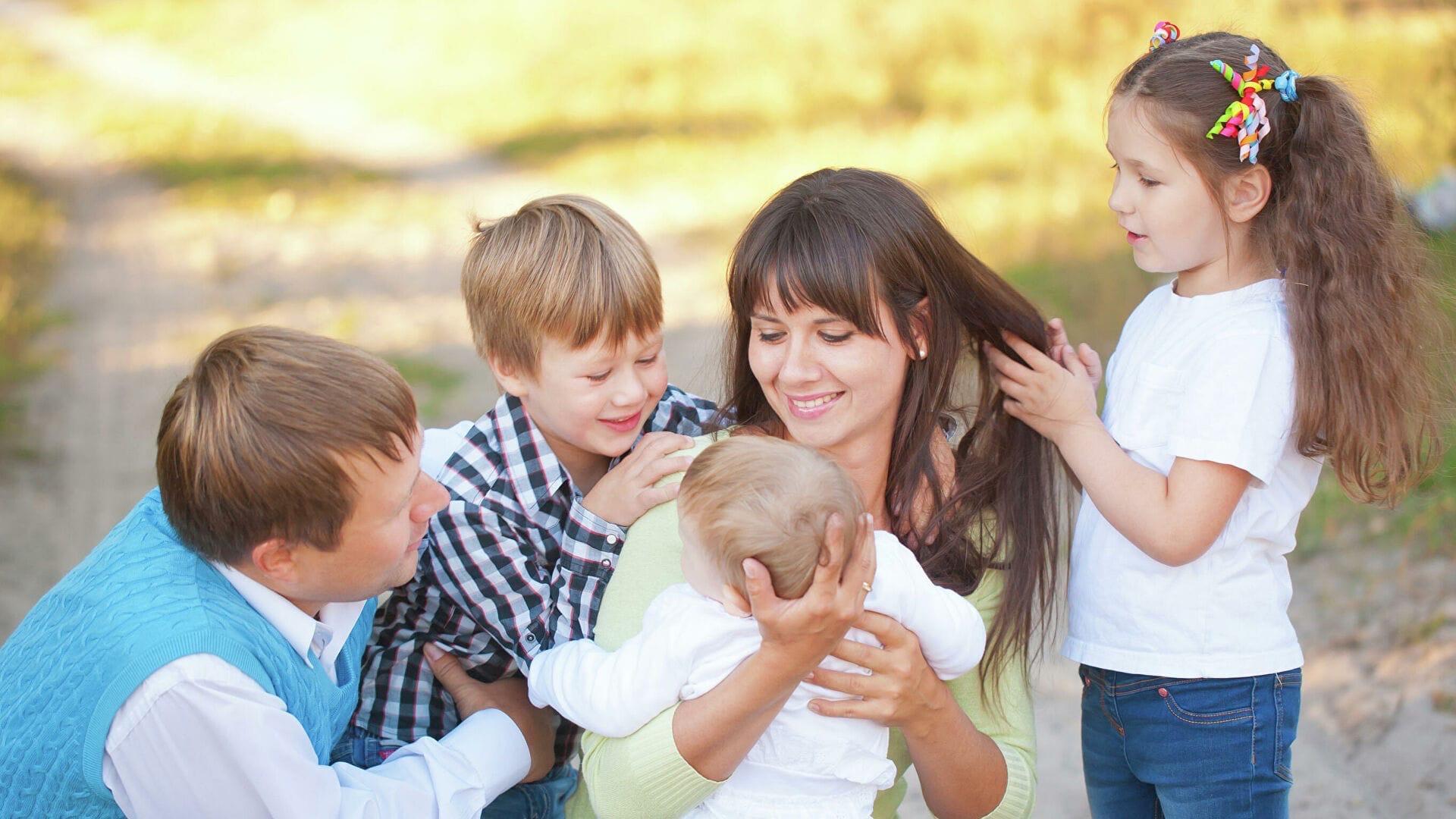 Траты родителей, которые получают от государства выплаты