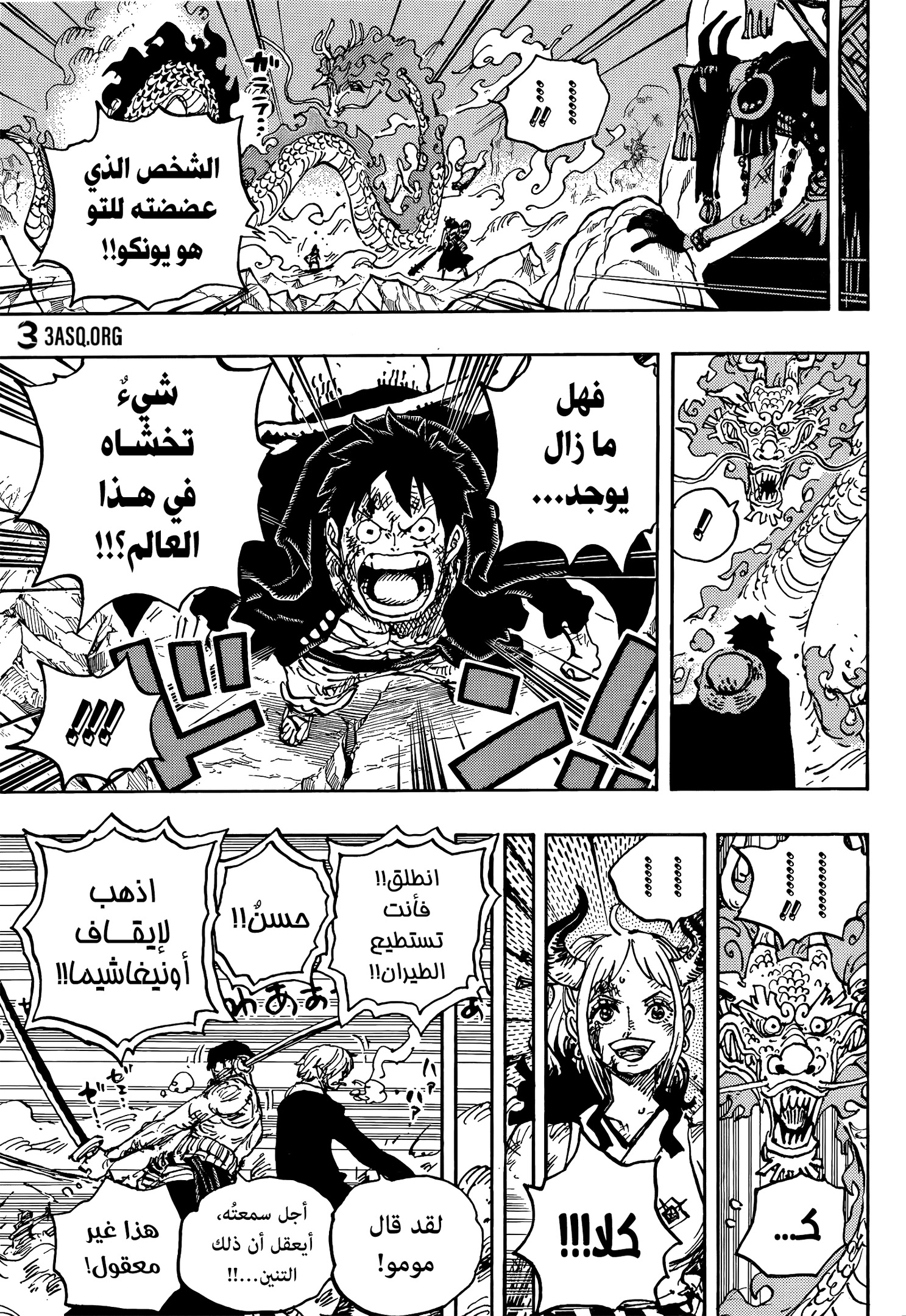 One Piece ARab 1026, image №12