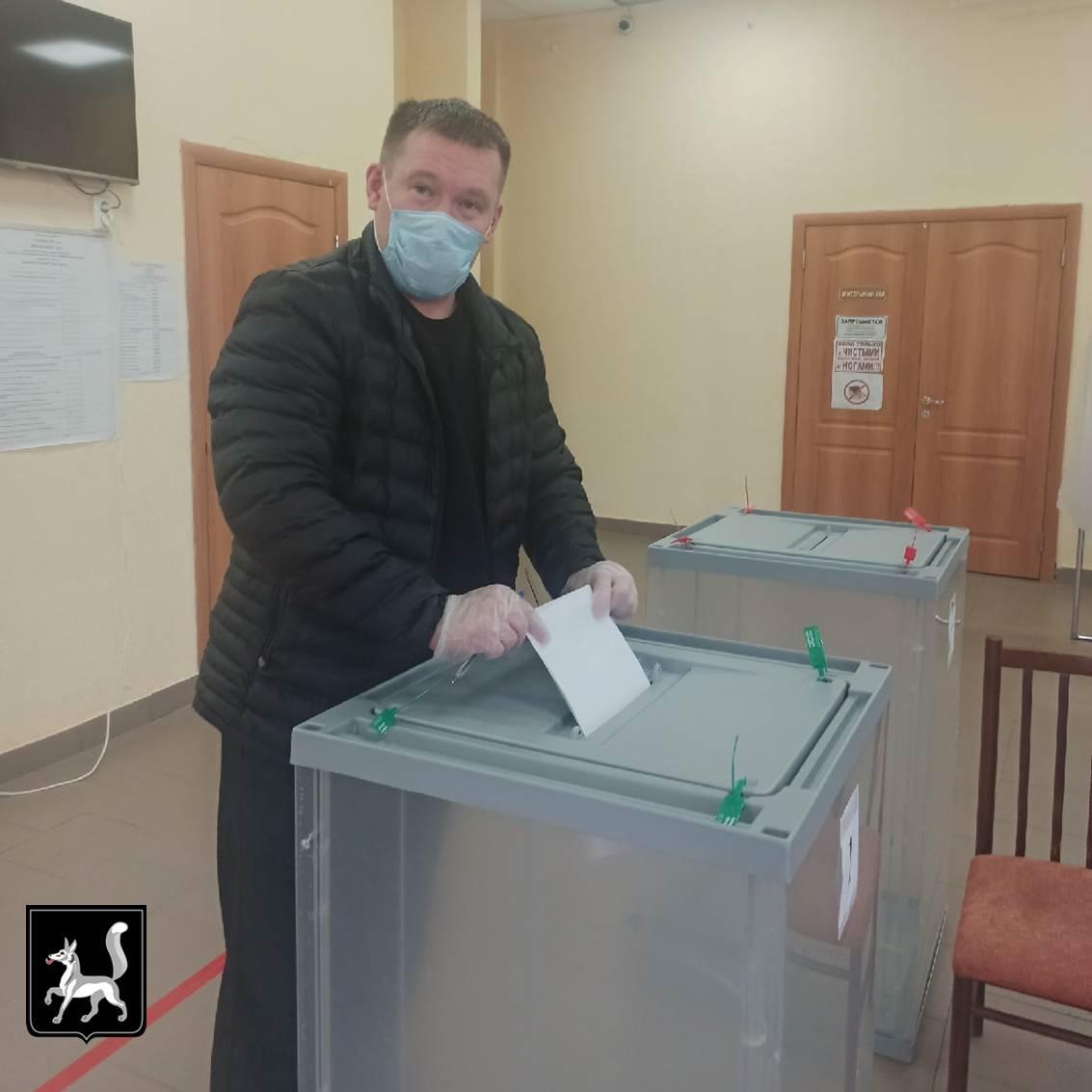 Заключительный день голосования