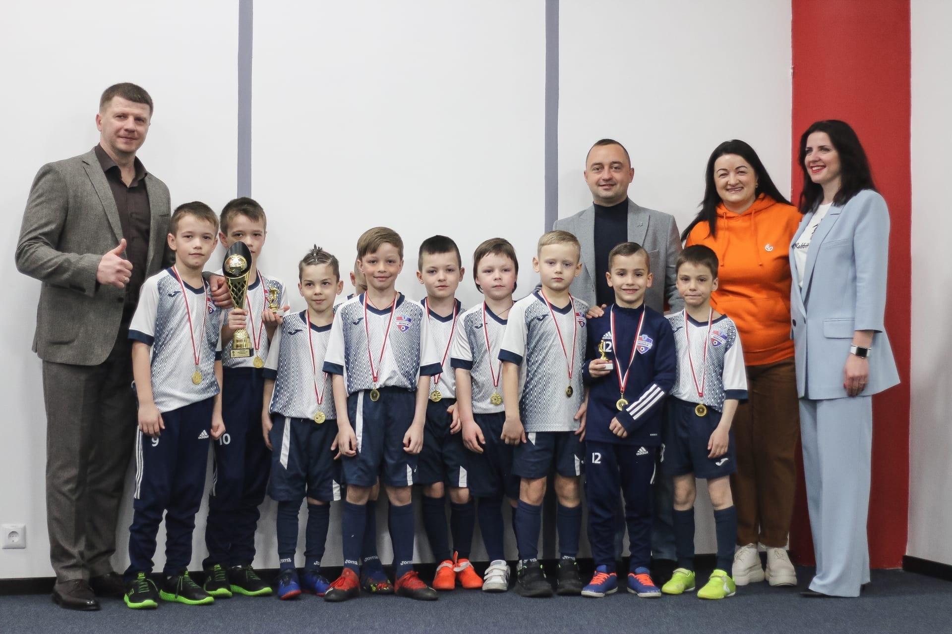 Горожане-1 — Чемпион Премьерлиги Юни 2014