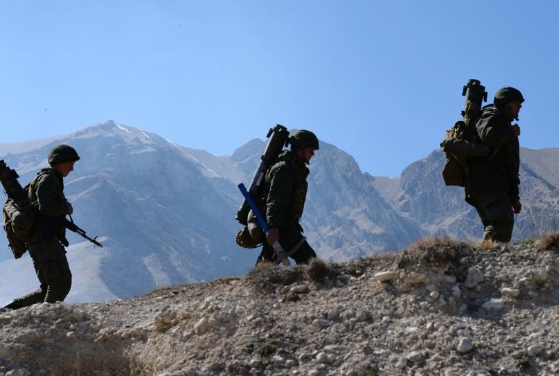 Боевые действия в горах, изображение №4