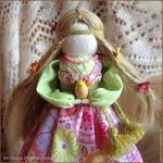 Как сделать славянскую куклу Радуницу своими руками
