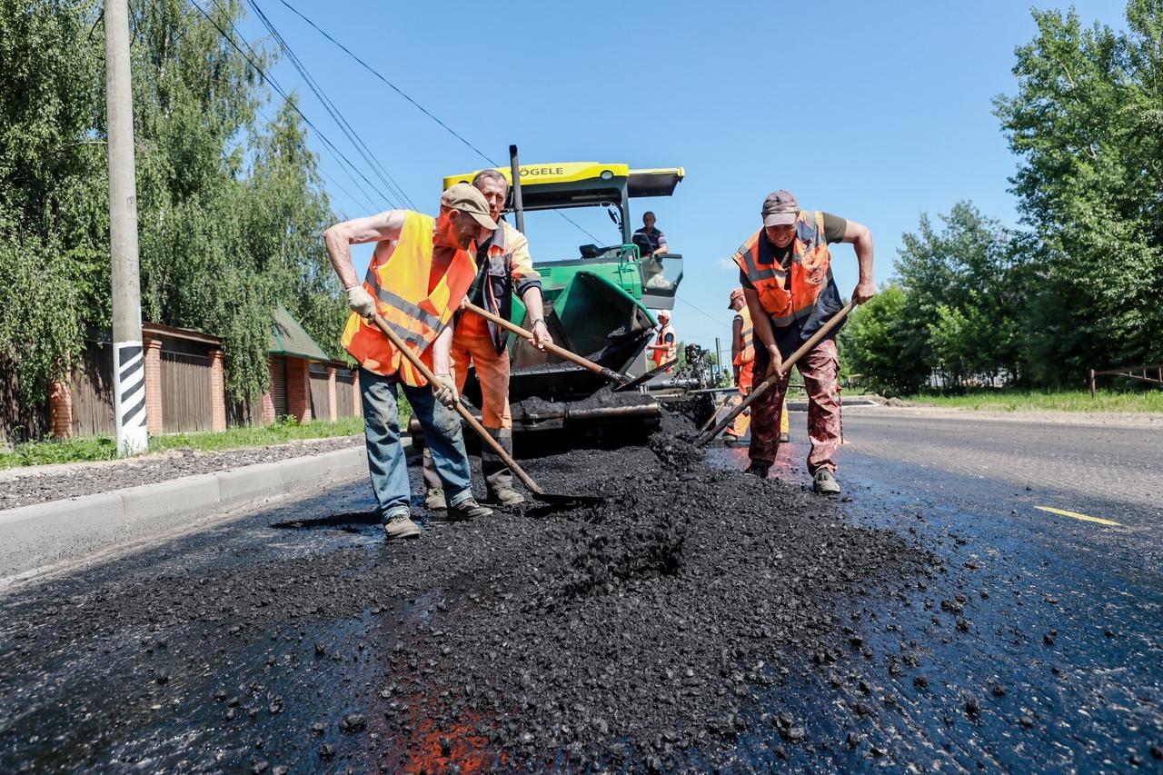 Администрация города Кимры рассказала, какие дороги отремонтируют этим летом