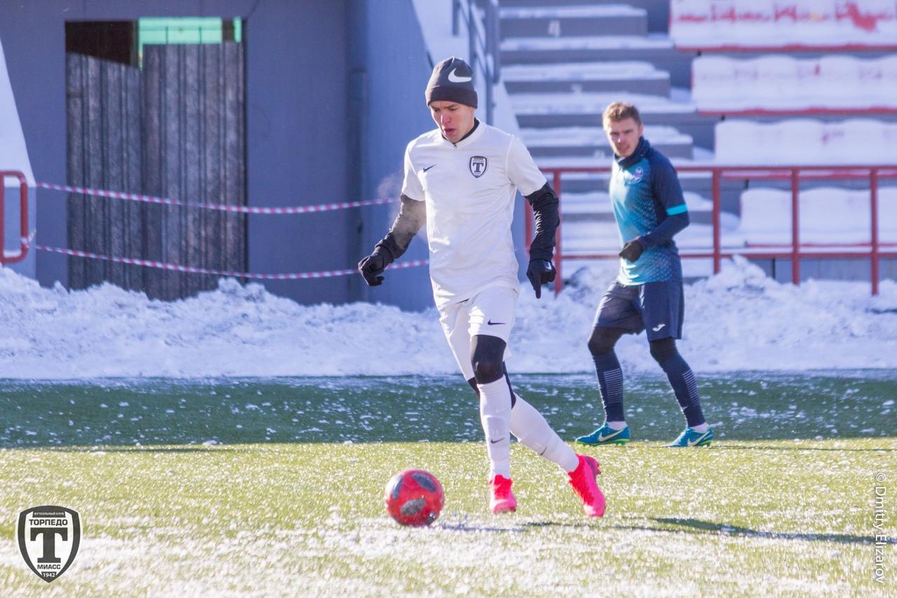 ФК Торпедо-Миасс 2021