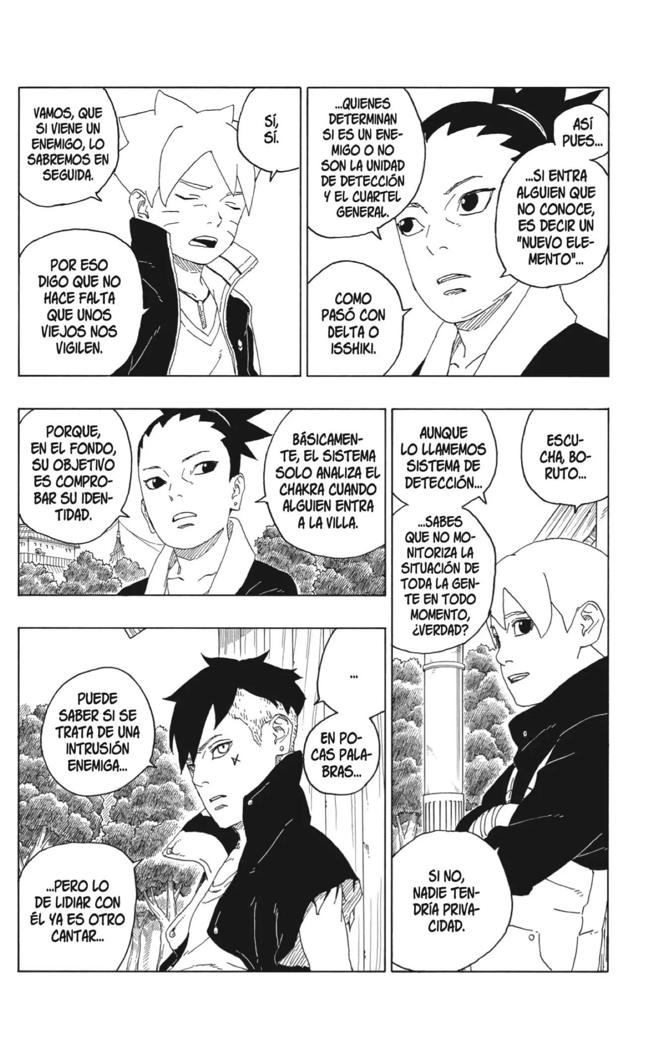 Boruto Manga Capitulo 61, image №5