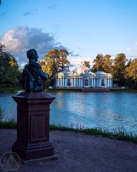 Екатерининский парк на закате💙🌿✨📷sharygin_alexandr...