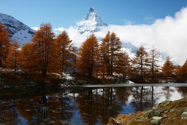 Добавим немного альпийской свежести в жаркий уральский май!