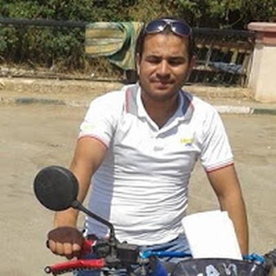Hamada, 35, Cairo