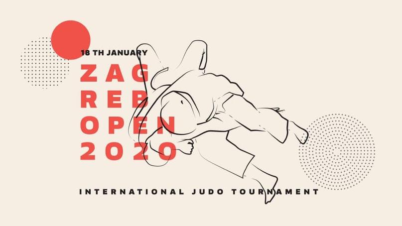 Stream Judo Zagreb Open 2020 Live Vkontakte