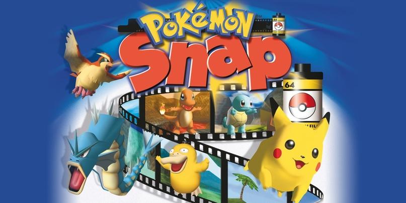 New Pokémon Snap, изображение №1