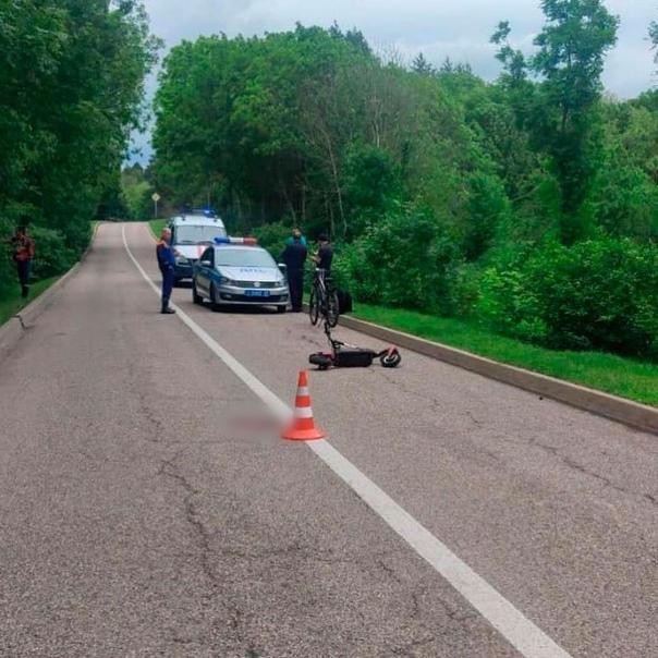 Глава Кисловодска Александр Курбатов неудачно упал с электросамоката.... Ставрополь
