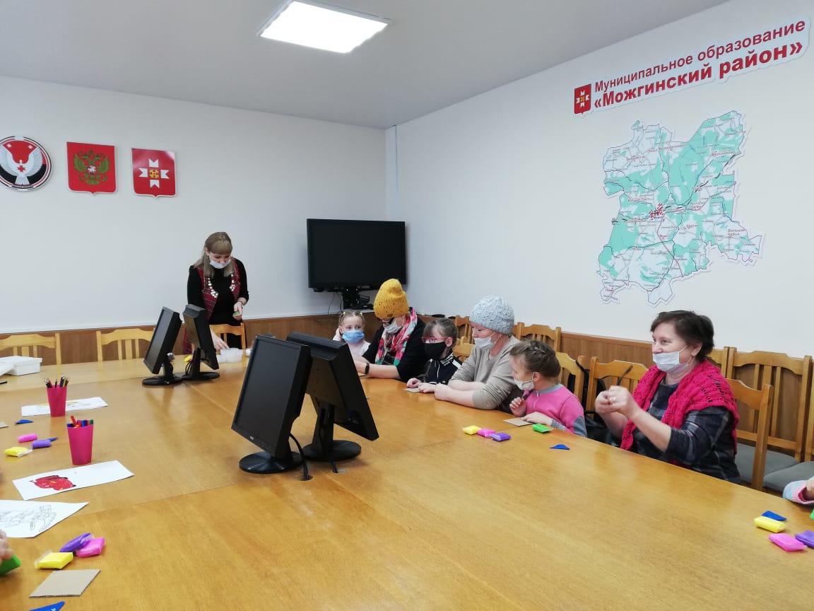 ✨4 декабря в Администрации Можгинского района прошёл