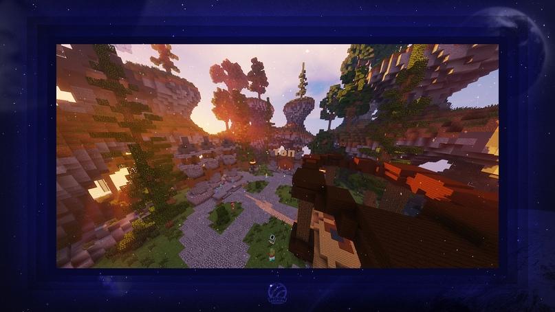 Сборка «MoonSkyWars» v2.0 — Увлекательные небесные бои! (60 арен), изображение №3