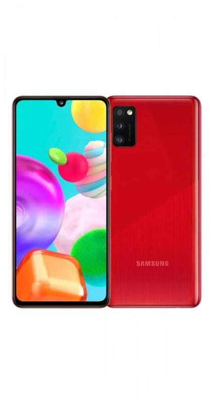 Купить новый Samsung A41. Экран 6.1