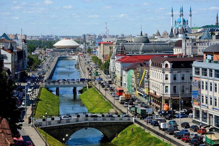 2022-08, Туры в Казань и Раифу в августе, 2 дня (R)