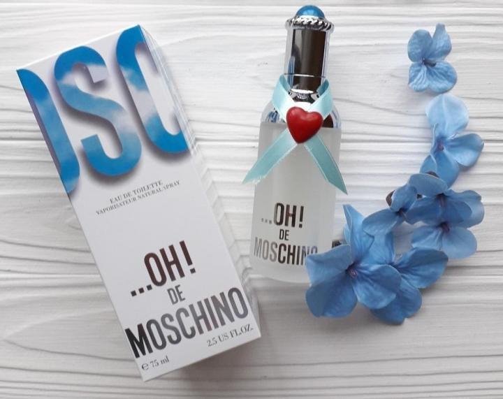 Moschino Oh! De Moschino 75 ml. 1690 руб