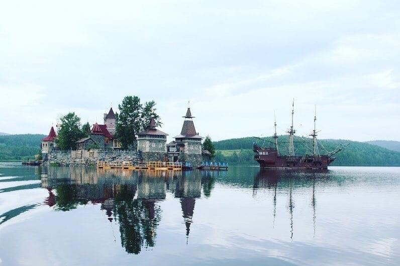 Афиша Тюмень Уральский Диснейленд 19-20 июня