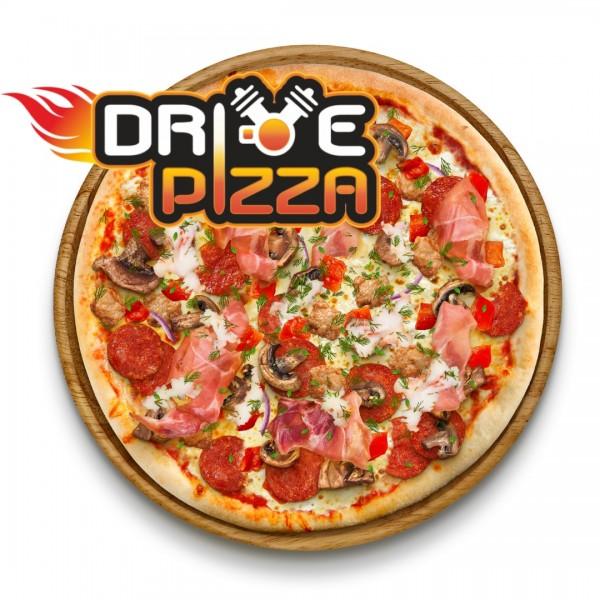 Пицца 30см Лас-Вегас в Перми