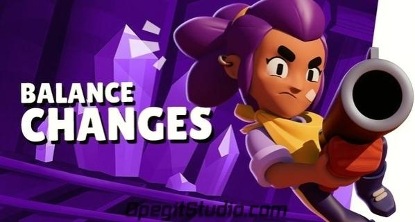 Изменения баланса! [Часть 2] • Гэйл Здоровье +6%