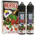 Heroes Farm - Delicious Farm 60 мл + 60 мл, 3 мг