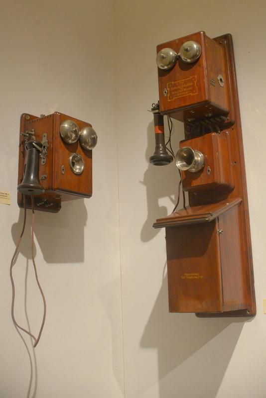 Телефонная трубка А.Белла
