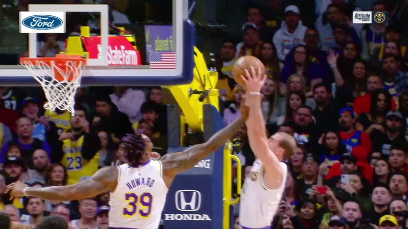 Denver Nuggets vs Los Angeles Lakers | December 3,2019