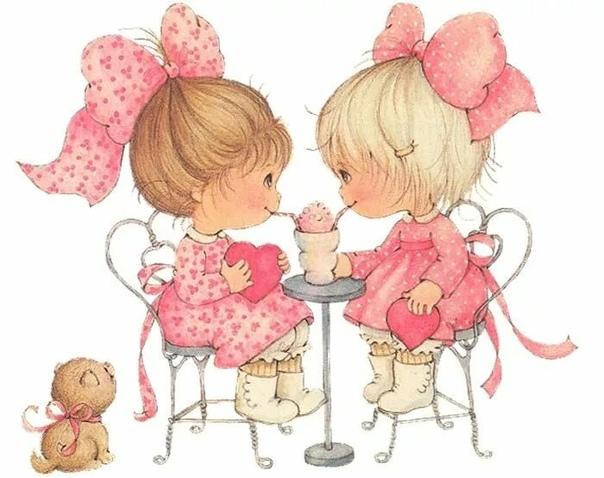 Поздравления с днем рождения близняшкам девочкам 5 лет