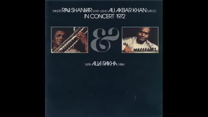 Ravi Shankar Ali Akbar Khan in concert 1972.mp4