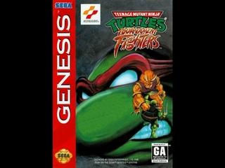 Teenage Mutant Ninja Turtles: Tournament Fighters (Sega Genesis)