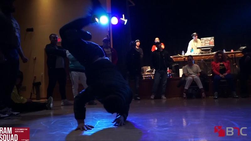 Nasty Ray Dosu DK Judges Showcase Rhythm Spotlight XVI R A M Squad BNC