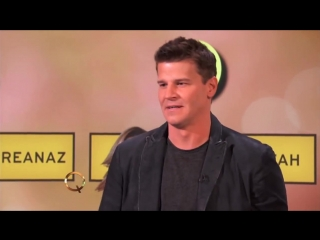 David boreanaz plays 'operation' with queen latifah (рус.субтитры)