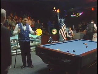 Stroke Of Genuis: Jimmy White at the 1995 Mosconi Cup