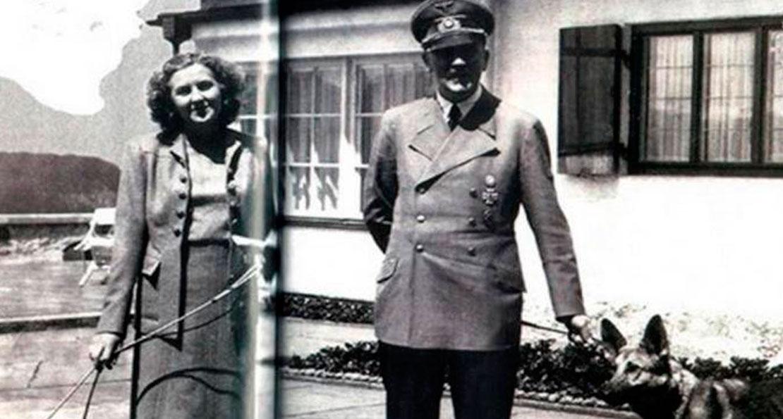 Гитлер и Ева