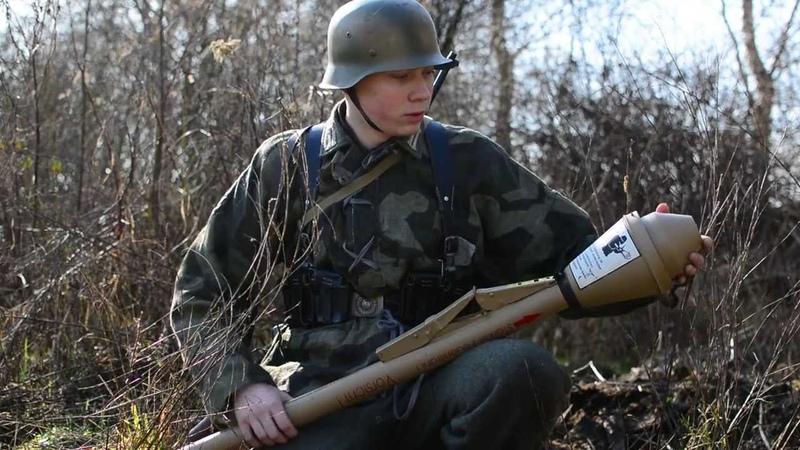 Testbericht zur Deko Panzerfaust 60 von Zib Militaria HD KgM